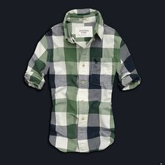 Abercrombie And Fitch Couple Shirts 014