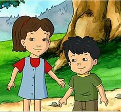 """Please keep in mind that Emmy is 6 years old and Max is YEAH, while you were sipping some juice by your building blocks these siblings were saving dragon lives. 19 Reminders Why Max And Emmy From """"Dragon Tales"""" Were The Coolest Calum Hood, Calum Thomas Hood, 5sos, Billy Mandy, Hood Girls, Dragon Tales, Second Of Summer, Luke Hemmings, Nostalgia"""