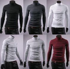 Mens Jumper Zip Neck Knit Knitted Cotton Sweater Pullover Stallion S M L XL XXL