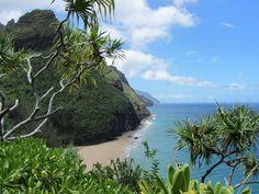 Napali Coast- Kauai, HI