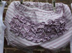 Free Sewing Tutorial: Ruffles