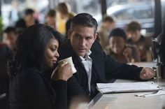 - Taraji P. Henson, Jim Caviezel  A Person of Interest