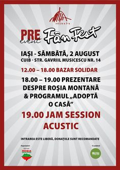 Pre-event FanFest Iasi 2014