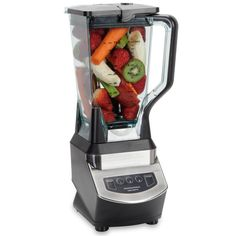 The Best Blender - This blender earned The Best rating from the Hammacher Schlemmer Institute because it crushed ice and blended fruit and vegetables to the smoothest consistency.