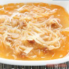 Szlovák káposztaleves kolbásszal Soup Recipes, Macaroni And Cheese, Food And Drink, Ethnic Recipes, Soups, Mac And Cheese, Soup, Soap Recipes