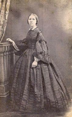 civil war lady