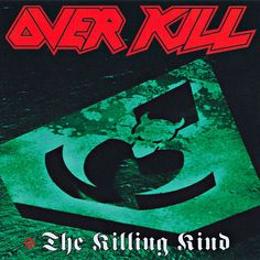 """Thrash legends OVERKILL released studio album """"The Killing Kind"""" 23 years ago today. It was the first album to feature new guitarists Joe Comeau and Sebastian Marino. Which is your favorite track on the album? Overkill Band, Hard Rock, Groove Metal, Vinyl Collectors, Vinyl Junkies, Metal Albums, Rock And Roll Bands, Nu Metal, Heavy Metal Music"""