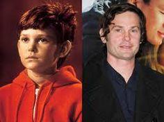Henry Thomas, el niño de E.T.