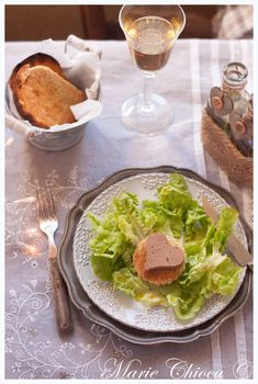 Faux foie-gras de grand-mère à la Lyonnaise ( Recette traditionnelle alternative…