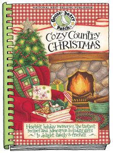 Gooseberry Patch Recipes: Chicken Chestnut Casserole from Cozy Country Christmas