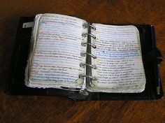 I love the idea of keeping a commonplace book for writing. A commonplace book is a journal used to copy favorite po. Journal Diary, Journal Notebook, Happy Journal, Diary Notebook, Moleskine, Men Of Letters, Commonplace Book, Blank Book, Smash Book