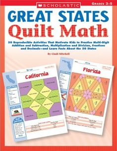 Great States Quilt Math