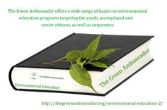 The Green Ambassador Provides Environmental Education & Gardening is Good Medicine, Garden Clubs services to everyone.  If you know Environmental Education, and you are an environmentally responsible individual, you probably want others to become more aware.  Children should also be taught to be Environmental Education because they are the ones who will need to continue doing so in the future.  If children start learning about the Environmental Education at an early age.