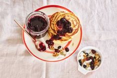 Clean Recipes, Coffee Time, Brunch, Foodies, Waffles, Breakfast Recipes, Clean Eating, Pudding, Cooking