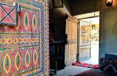 Traditional Saudi doors