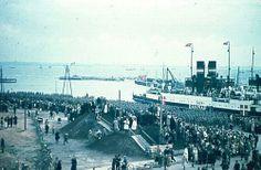 Helsingør havn, 5. maj 1945