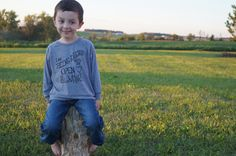 I Am Being Raised Athletic Grey TriBlend Long Sleeve by LittleFigs