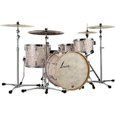 Sonor Vintage Series 3Piece Shell Pack Vintage Pearl -- Want additional info? Click on the image(It is Amazon affiliate link). #awesome