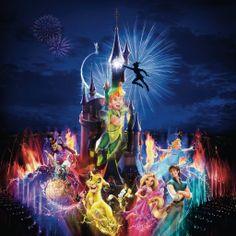DISNEY | Disneyland Paris bestaat 20 jaar | Frankrijk
