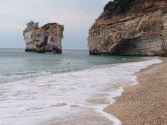 Baia delle Zagare - Vieste , Puglia