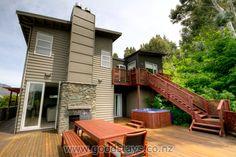 Outdoor Furniture, Outdoor Decor, Sun Lounger, New Zealand, Rest, The Unit, Patio, Studio, Places