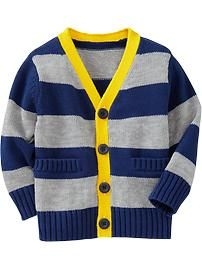 Yellow and navy.Toddler Boy Clothes: Jean Outfits | Old Navy