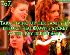 People always underestimate Tara's strength