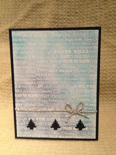 . December 25, I Card, Frame, Holiday, Decor, Picture Frame, Vacations, Decoration, Holidays