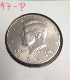 """Look closely on the item as what you see is what you get. Item is sold """"AS-IS"""". Dollar Items, Valuable Coins, Coins Worth Money, Kennedy Half Dollar, Coin Worth, Coins For Sale, Rare Coins, Coin Collecting, Mint"""
