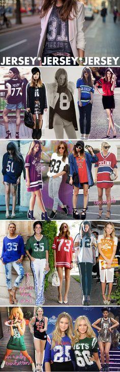Tendência, jerseys, sportswear, camisas de time, futebol americano, trend, look, rihanna, miley cyrus,  onde comprar, buy, shop