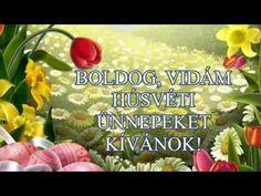 Boldog, vidám HÚSVÉTI ÜNNEPEKET kívánok! - YouTube Youtube, Youtubers, Youtube Movies