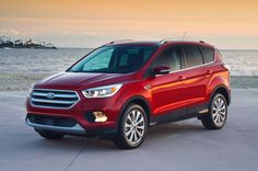 2017 Ford Escape First Drive Review Gallery via MOTOR TREND News iPhone App