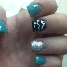 Yay cute nails