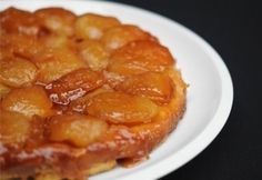 tarte Tatin Macaroni And Cheese, French Toast, Breakfast, Ethnic Recipes, Beverage, Foods, Tarte Tatin, Fine Dining, Morning Coffee