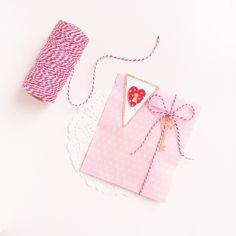 Valentine wrapping