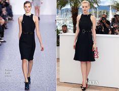 Carey Mulligan In Chloé - Inside Llewyn Davis Cannes Film Festival Photocall