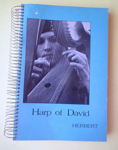 The Harp Of David Herbert Book Collection Psalm Anthems Dr. Herbert 1985 Special