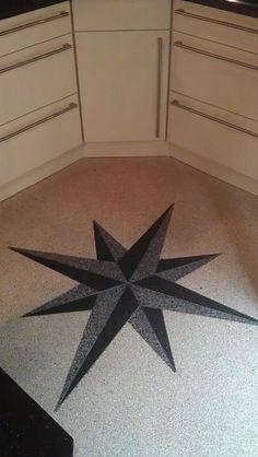 Beautiful Steinteppich selbst verlegen