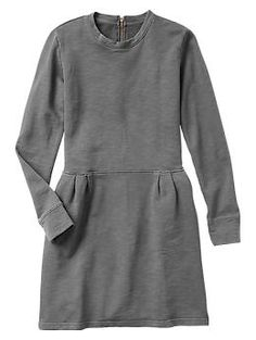 Lived-in sweatshirt dress | Gap