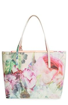 a5f0f47757f6 Ted Baker London  Pure Peony  Shopper available at  Nordstrom Ted Baker  Totes