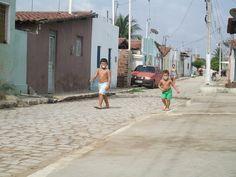 I P A N G U A Ç U            A G O R A: Ipanguaçu: Vista do Bairro Maria Romana