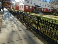 Check out a recently installed apartment complex perimeter fence in Washington DC. For this project we chose a 42 inch Ameristar Montage Plus 3-Rail Genesis Steel fence with decorative scroll rings for its strength and beauty. These are popular with developers and property managers for their maintenance free coating and durable steel construction. Ameristar Fence Products