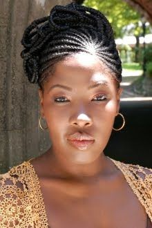 Tremendous Jumbo Braids Black Women And Africans On Pinterest Hairstyles For Women Draintrainus