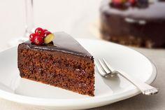 Torta Sacher vegana, Vegan Sachertorte. ricetta recipe