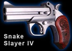 Snake Slayer IV - Bond Arms 45 Long Colt/.410, my next purchase for sure.