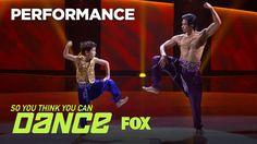 J.T. & Marko's Bollywood Performance | Season 13 Ep. 12 | SO YOU THINK Y...