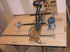 A Router Duplicator for Copying Curved Shapes