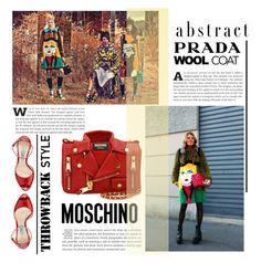 """""""Visit my blog: http://dollyvalkyrie.com/blog"""" by dolly-valkyrie ❤ liked on Polyvore featuring Moschino, Prada, giveaway, presents, fashionblog and win"""