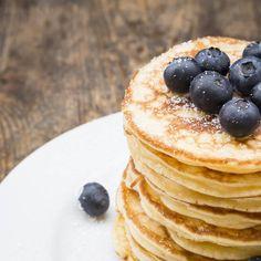 Vite, une recette de pancakes healthy !