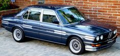 Cool cars 2019 Learn more about BaT Exclusive: Pristine 1981 BMW Dietel Alpina on Bring a Trailer, the home of the best vintage and classic cars Bmw Classic Cars, Classic Cars Online, Bmw E24, Bmw Autos, Bmw Alpina, Bmw 5 Series, Bmw Cars, Car Manufacturers, Buick
